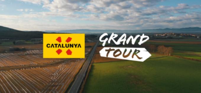 Campanya Grand Tour de Catalunya – Catalunya a vista de Drone!
