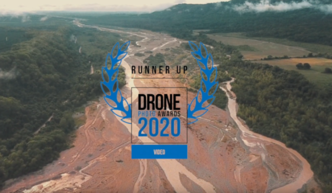 Premiats al International Drone Awards de Sienna!